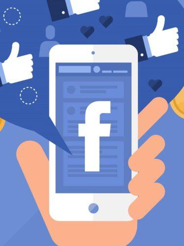 Préstamos de dinero por Facebook e Instagram
