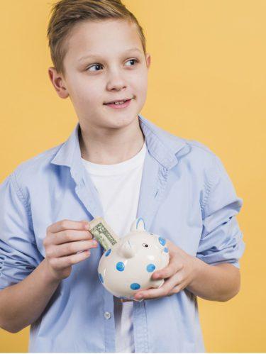 10 Tips para enseñar a tus hijos a ahorrar